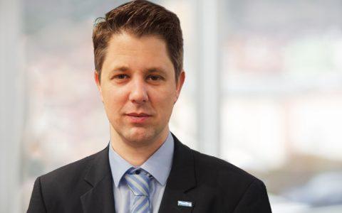 Geschäftsführer Carsten Wielatt.