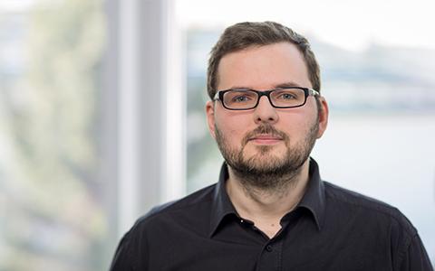 Pierre Worel, Teamleiter Service Support